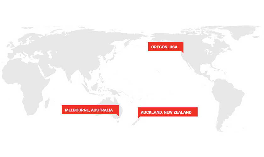 Melbourne Australia World Map.Contact Our Auckland Hq Melbourne Or Or Office Eroad